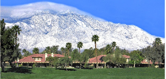 Woodhaven CC in Palm Springs, CA
